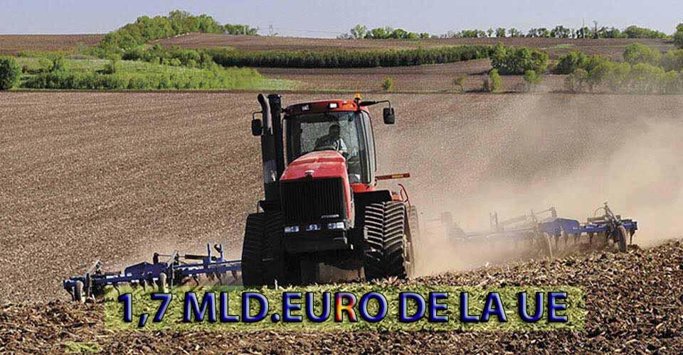 1,7 mld. euro incasate de la UE. Urmatoarea transa, in aprilie