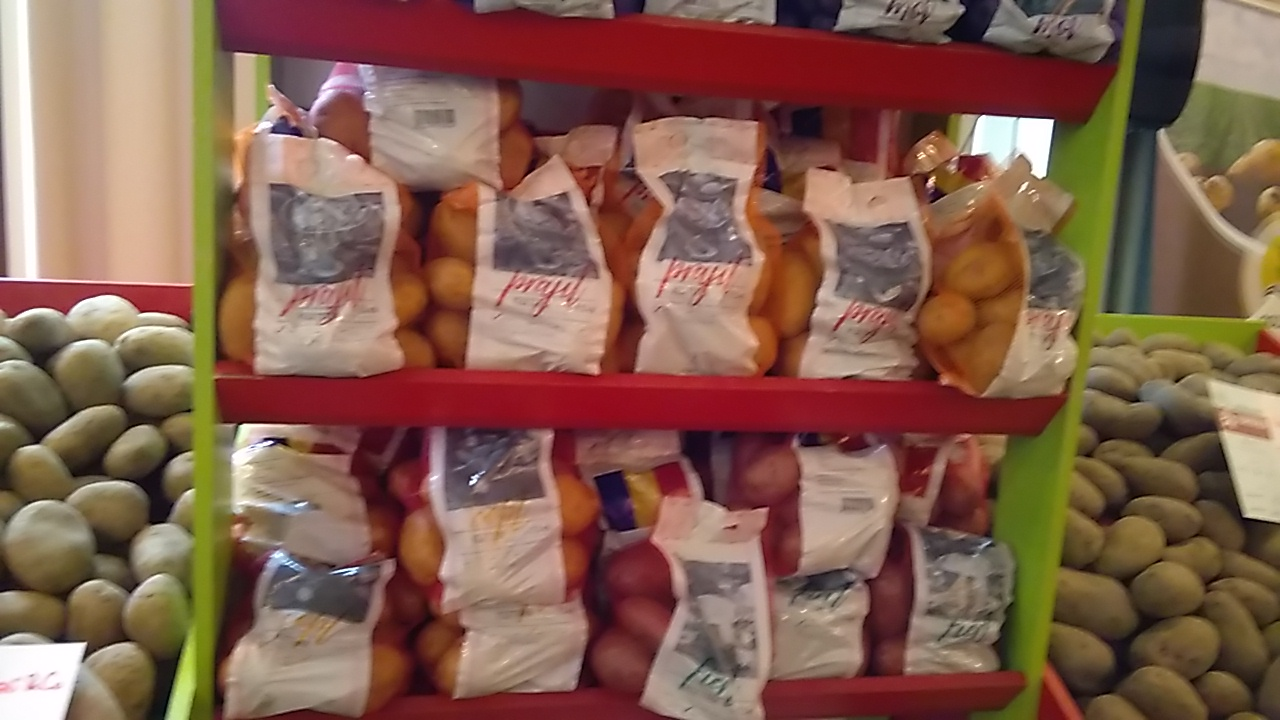 De la cate hectare este profitabila o ferma de cartofi?