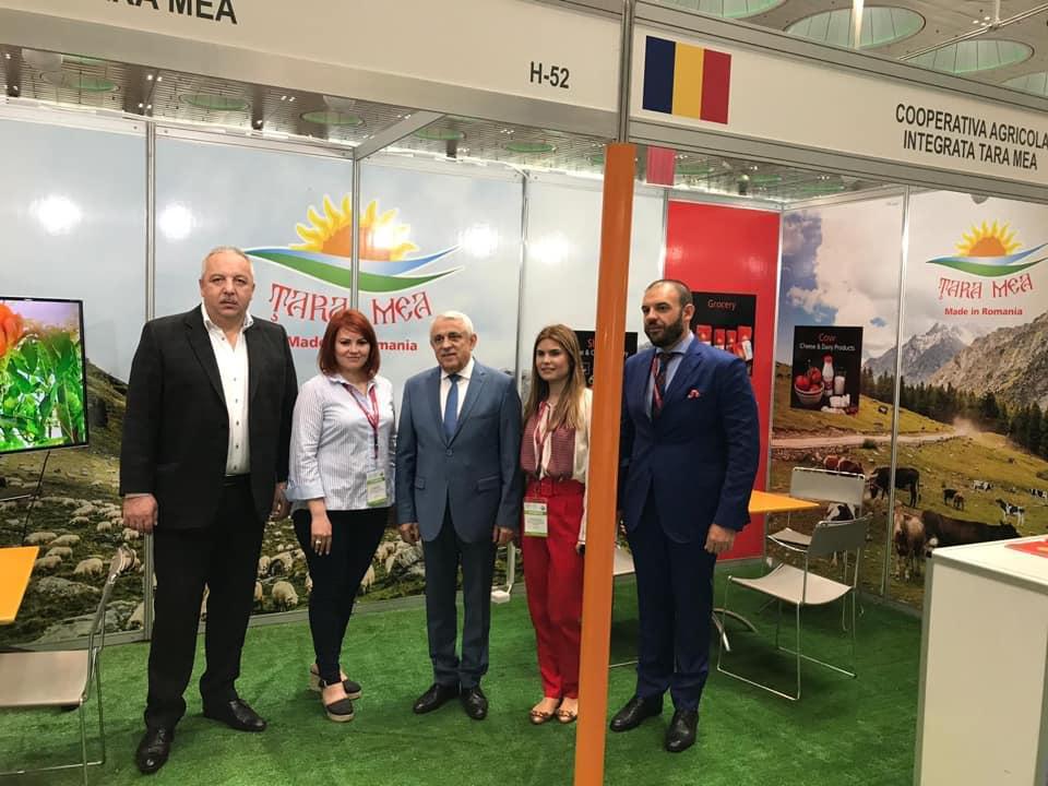 Cooperativa Tara Mea participa la Agriteq 2019 cu noua firme membre