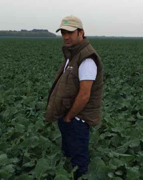 Dragos Costin Telehuz este noul presedinte al  Asociatiei Cultivatorilor de Cereale si Plante Tehnice (ACCPT) Ialomita