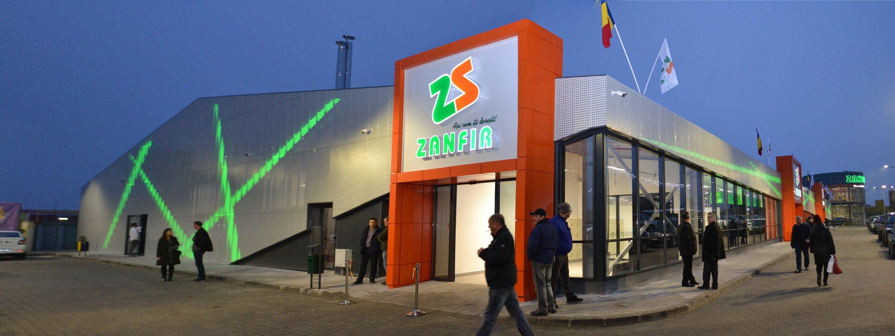 Inca un retailer local independent preluat de o retea straina! Lantul Zanfir din Vrancea trece in portofoliul Mega Image