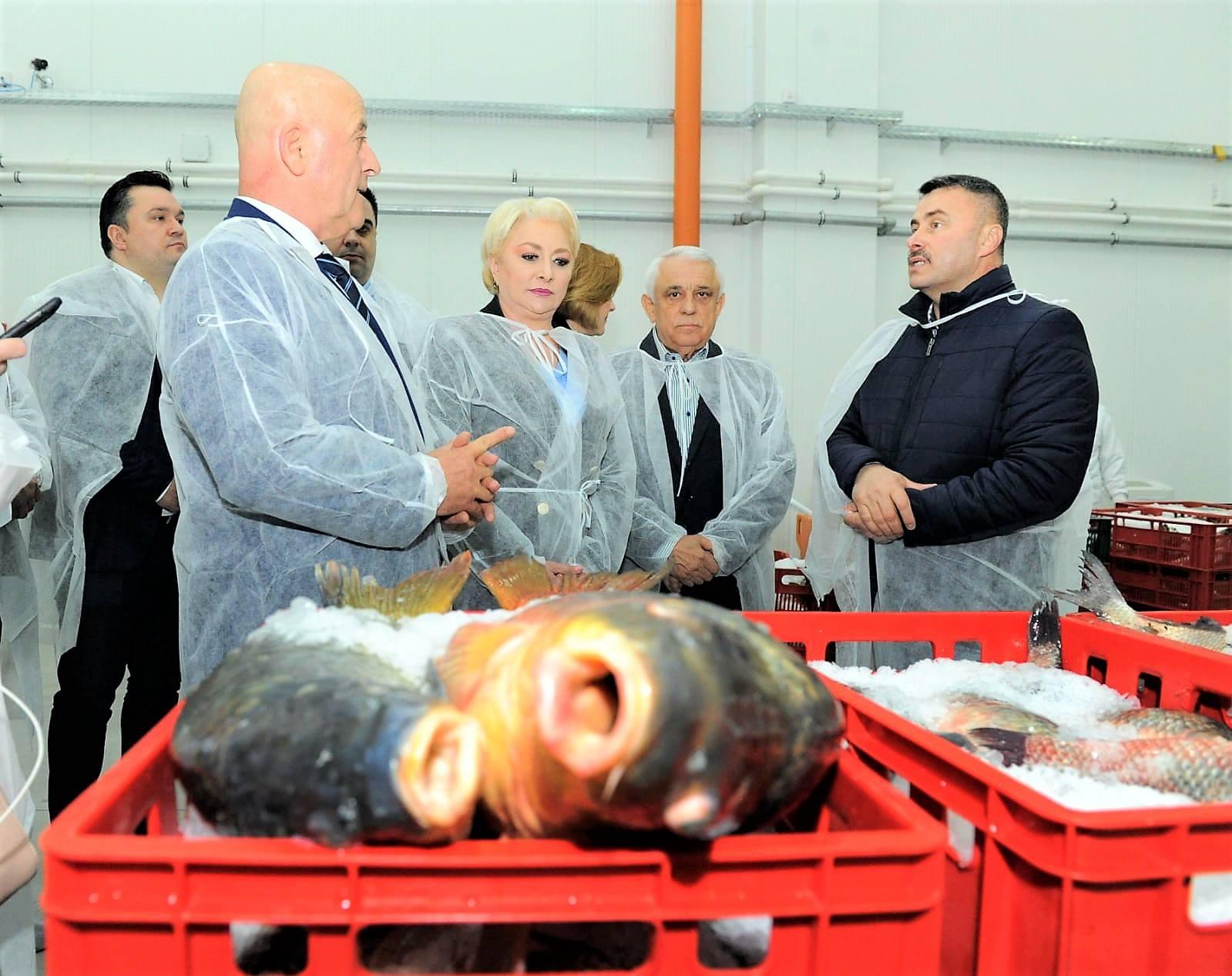 Bursa de Peste de la Tulcea, inaugurata oficial. Investitia s-a ridicat la circa 6 mil. euro