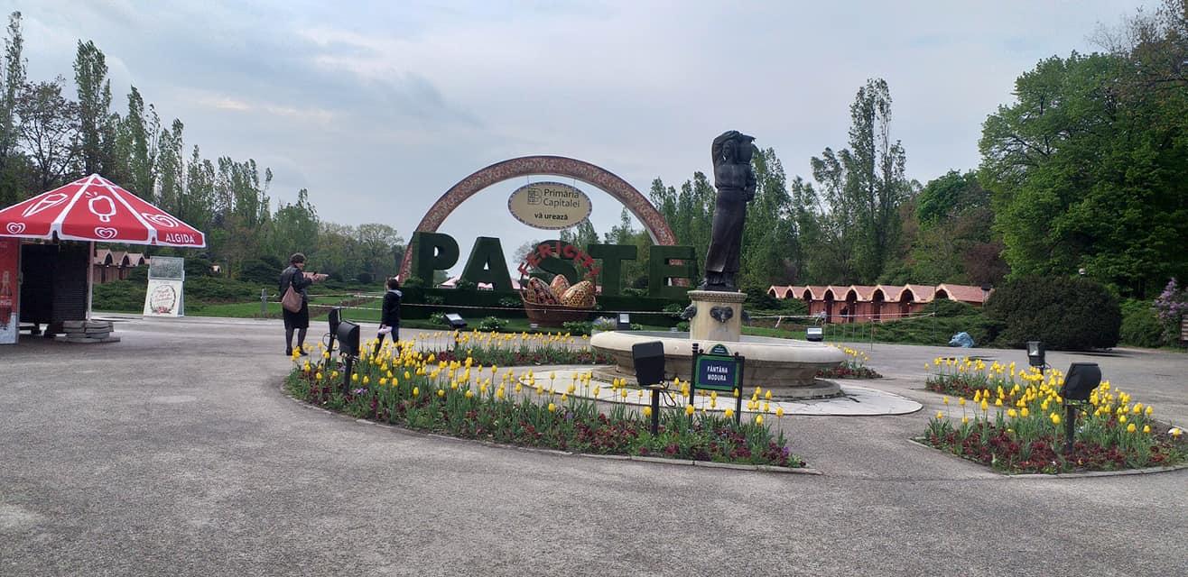 Targ de Paste in Parcul Herastrau (20 – 29 aprilie 2019)