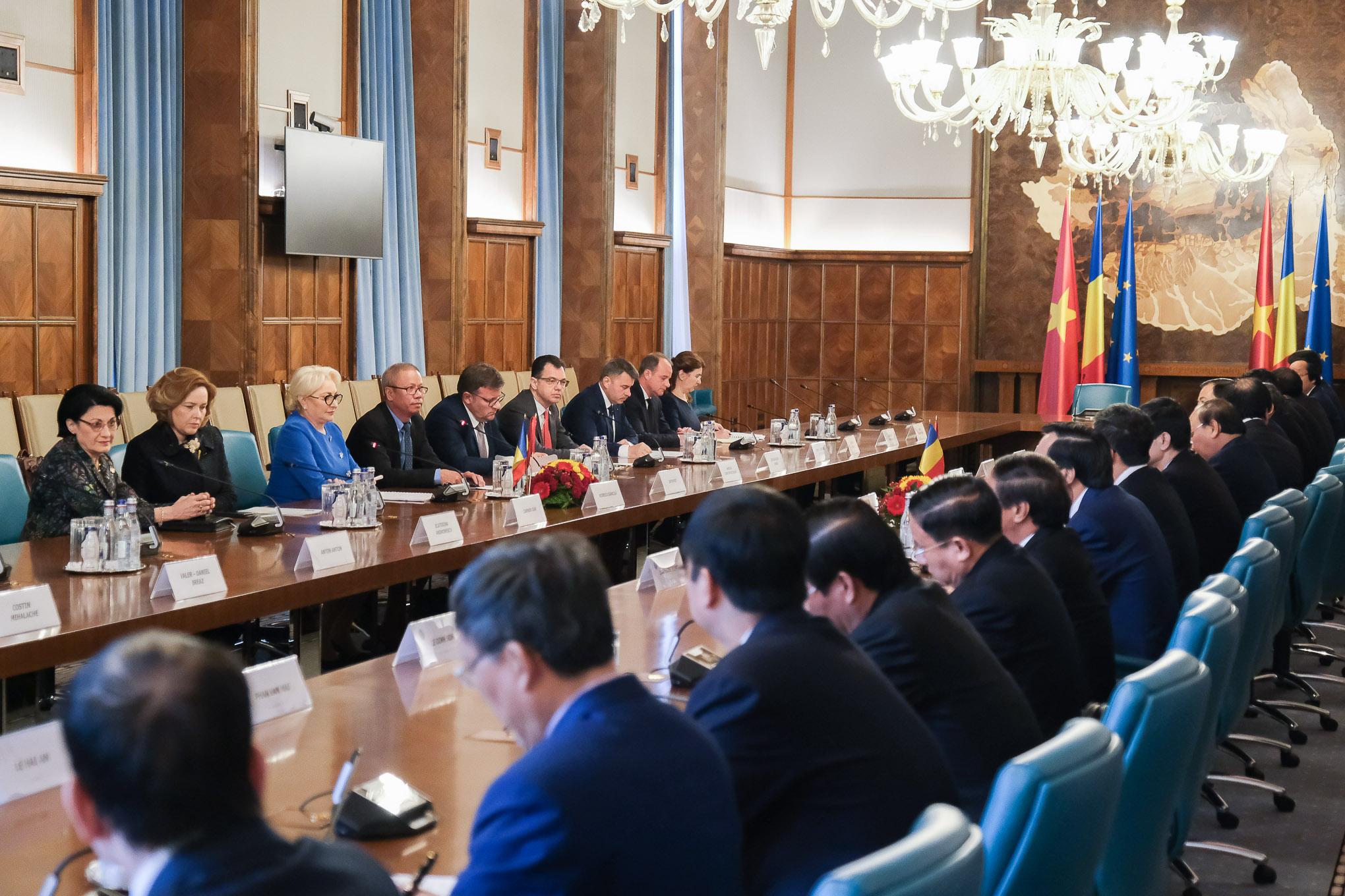 Memorandum intre Romania si Vietnam in domeniile agriculturii si sanitar-veterinar