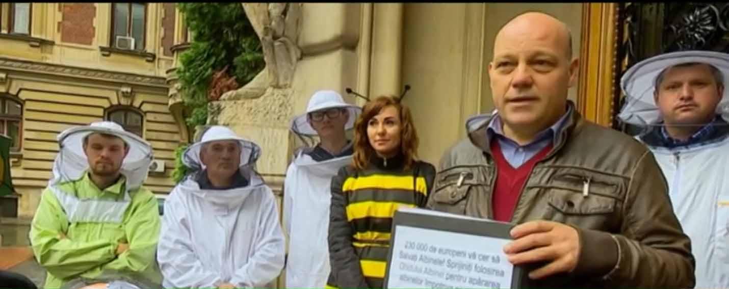 Daea se vrea un arbitru impartial intre fermieri si apicultori