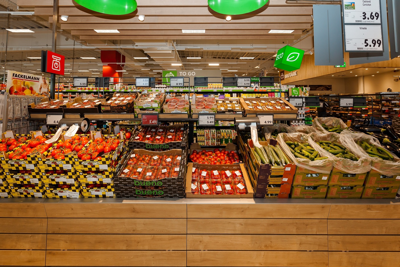 Kaufland Romania a ajuns la o retea de 124 hipermarketuri