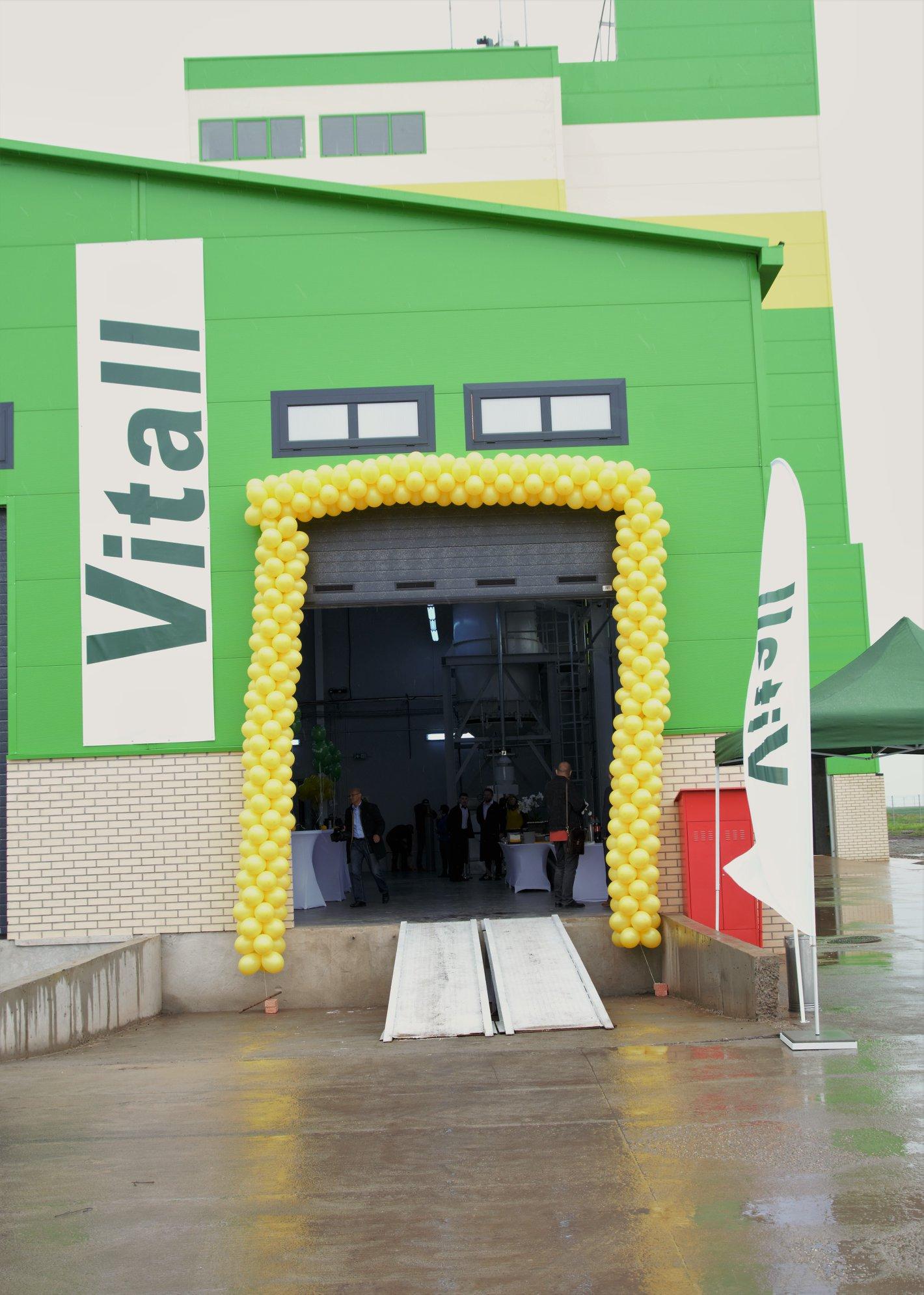 Investitie romaneasca de 6 mil. euro intr-o fabrica de nutreturi combinate la Lehliu