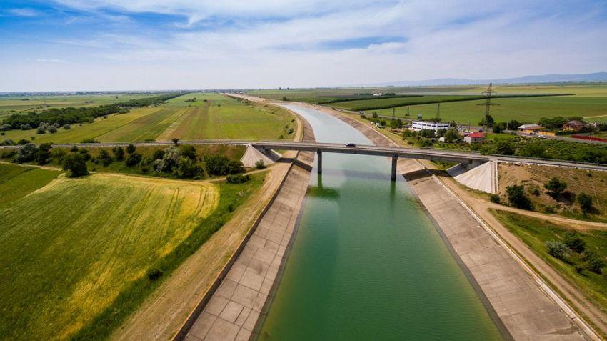 """Reabilitarea """"Canalului magistral Siret-Baragan – Etapa I"""" are fonduri asigurate pana in 2023"""