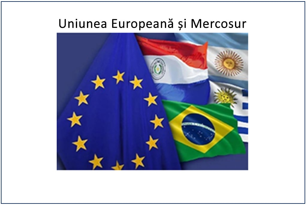 Acord comercial Uniunea Europeana – Mercosur