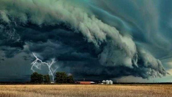 Vine ciclonul!