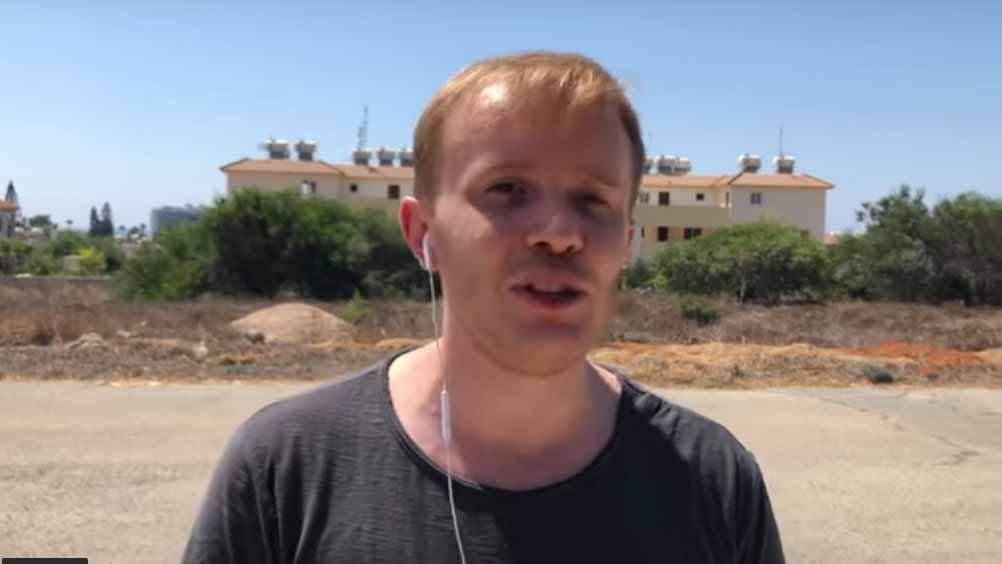 Reporterul ungur despre sarpele din Sfantu Gheorghe