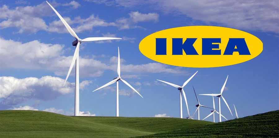 IKEA investeste in domeniul energiei regenerabile in Romania