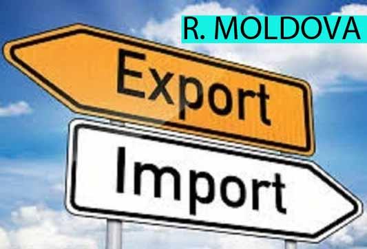Romania, principala piata de desfacere pentru marfurile din Republica Modova