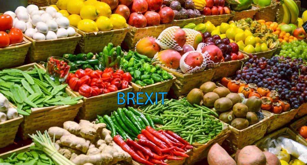 Britanicii se asteapta la o penurie de fructe si legume, dupa un Brexit fara acord