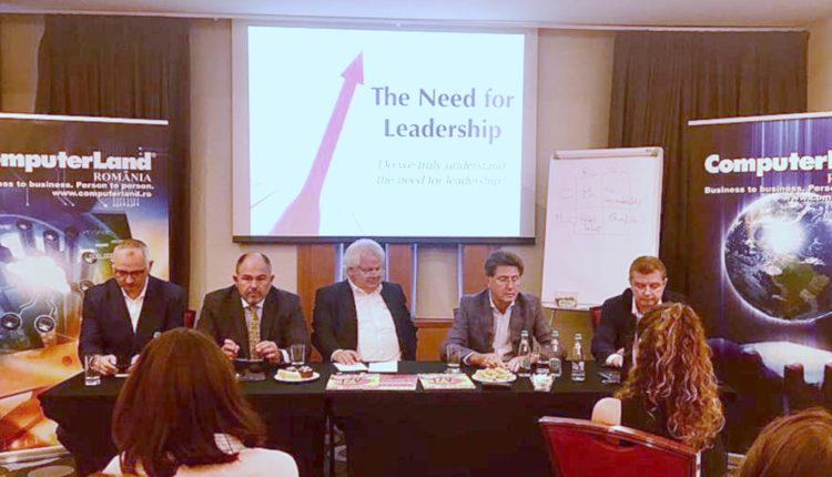 Masterclass de leadership, organizat de BFS: La cine apelezi cand ai probleme in cariera sau de viata?