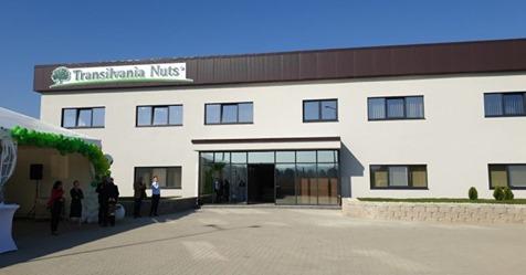 Investitie de 4 mil. euro intr-o fabrica de procesare a miezului de nuca la Ciugud