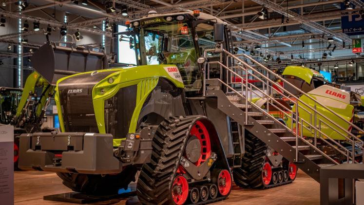 Agritechnica 2019 (VIDEO)