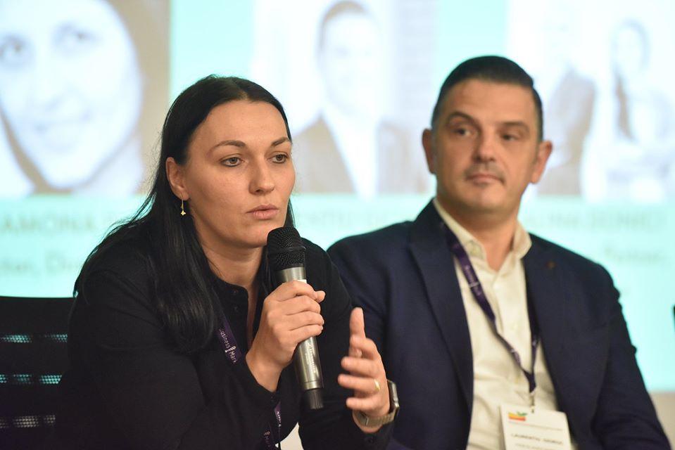 Alina Donici, Artesana: Noi construim ca Mesterul Manole, in fiecare an o luam de la capat!