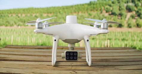 DJI Phantom 4 Multispectral, drona cu care chinezii vor sa cucereasca lumea!