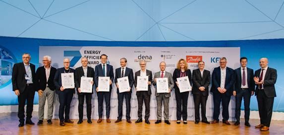 Premiu pentru Eficienta Energetica, acordat de Agentia Germana pentru Energie pentru Clariant si GETEC