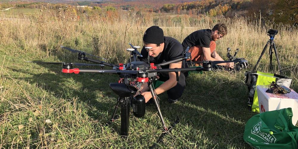 Chinezii vor sa planteze un miliard de copaci cu ajutorul dronelor