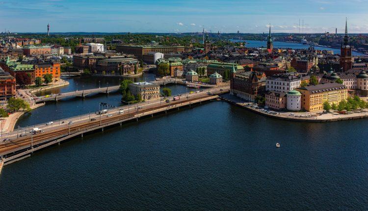 Stockholm, cel mai inteligent oras din lume