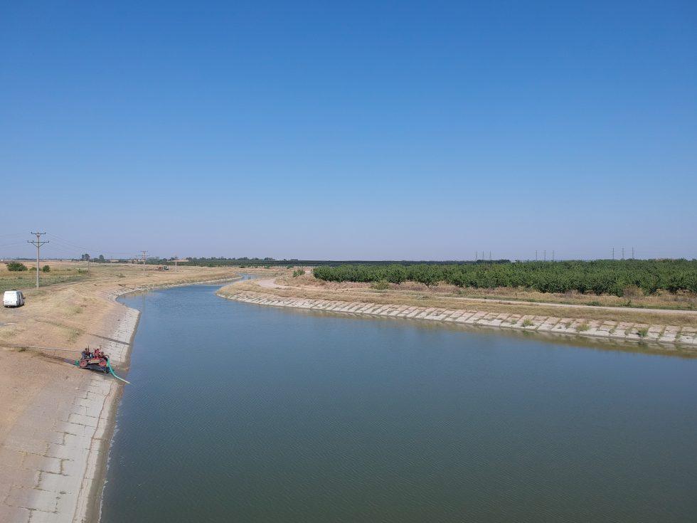 ANIF: Apa gratuita pentru irigatii pana la punctele de livrare