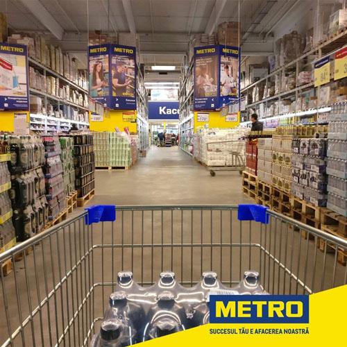 Marii retaileri detin 23 centre de distributie in Romania