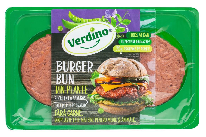 Brandul Verdino: un pariu de trei milioane de euro pentru mancarea viitorului