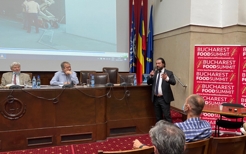 FoodIntelForum – Uraganul dezbaterilor – Tehnologia sprijina agribusiness-ul romanesc in pandemie