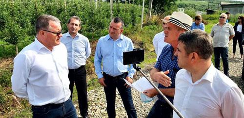 Ministrul Oros: Aviatia va fi folosita pentru cresterea precipitatiilor