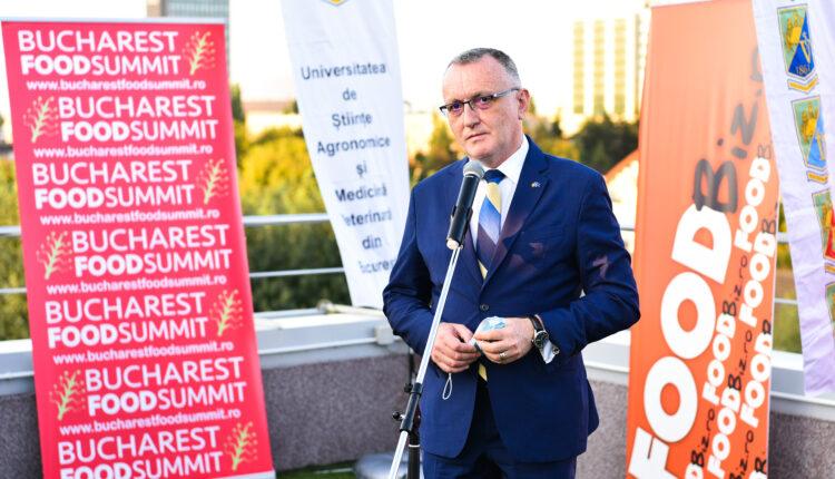Reteta succesului in agribusiness, in opinia lui Sorin Cimpeanu (USAMV)