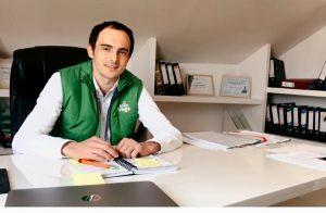 Narcis Ranghiuc, director general Grain Bags Romania