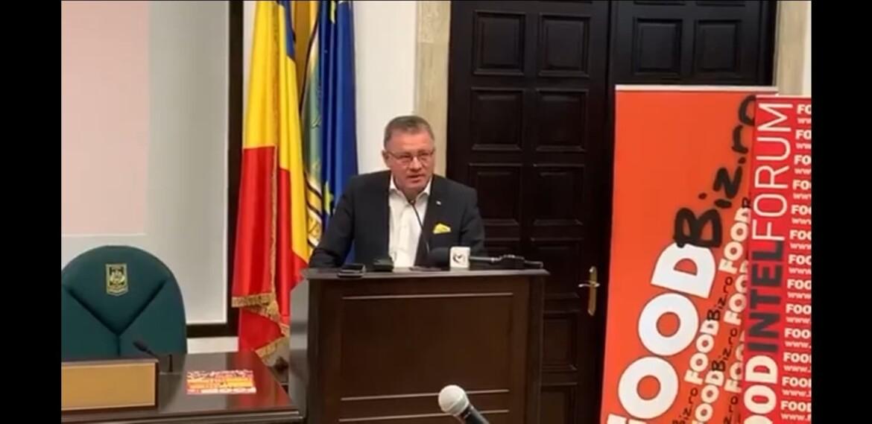 Ministrul Oros, rezervele strategice si criza alimentara