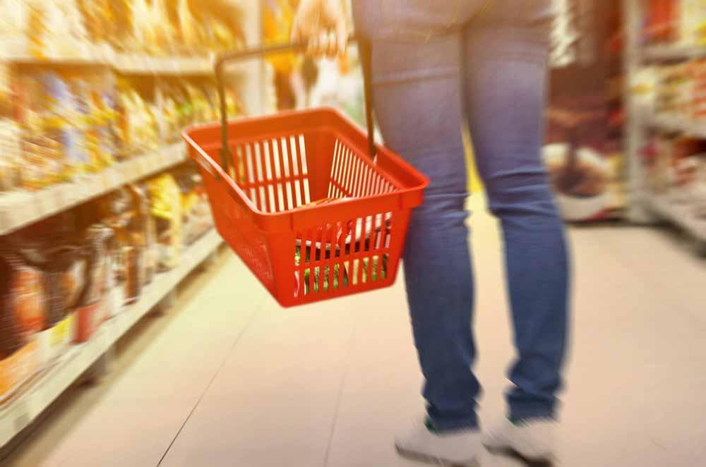 Dilema momentului: Cu sau fara cos de mana in supermarketuri?!