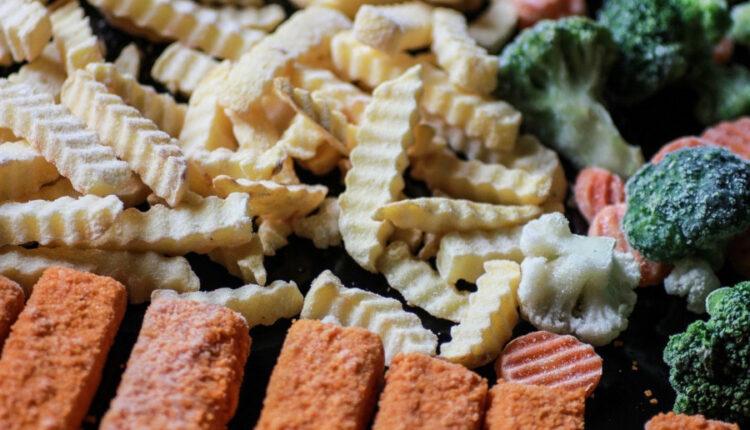 Romania, cea mai mare crestere la consumul de cartofi congelati din UE