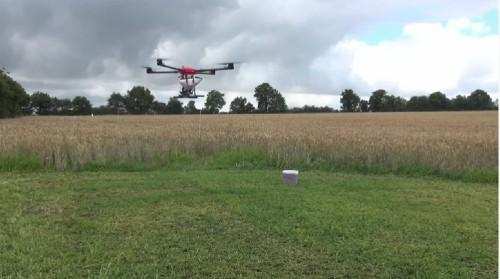 La semanat cu drona!