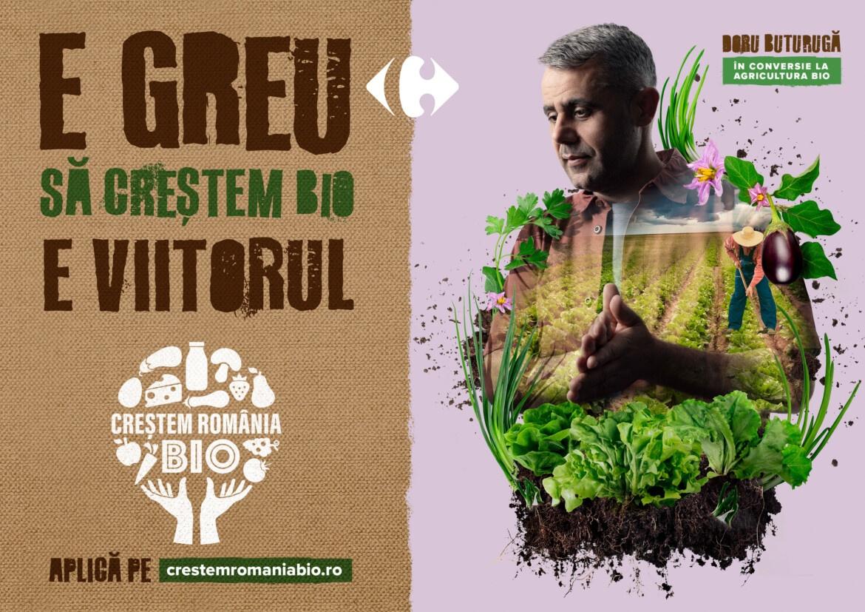 """""""Crestem Romania BIO"""", la a treia editie"""