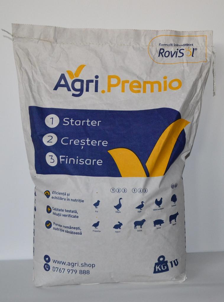 Agri.Shop investeste 40.000 euro in lansarea singurului furaj produs in Romania care contine soia nemodificata genetic