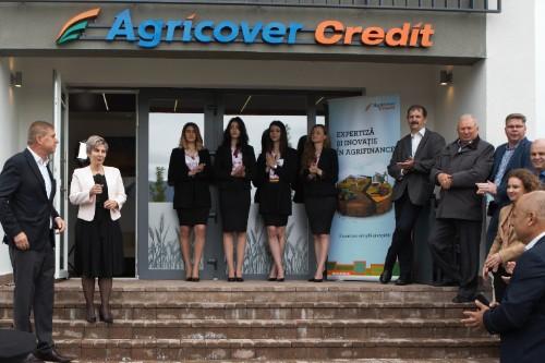 Solutiile Agricover Credit IFN pentru fermierii din centrul tarii