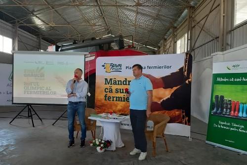Asociatia Producatorilor Agricoli din Dobrogea a devenit membra APPR