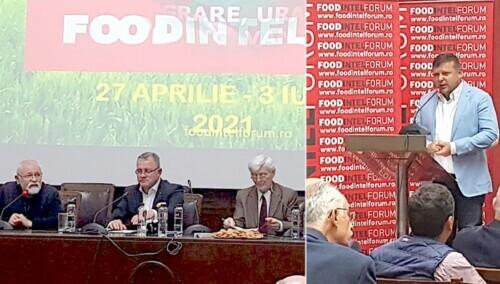 Cine se teme de agricultura romaneasca? Ministrul Adrian Oros – Ionut Olteanu