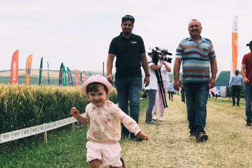 Peste 400 de agricultori au venit la ZIUA GRAULUI MOLDOVA 2021