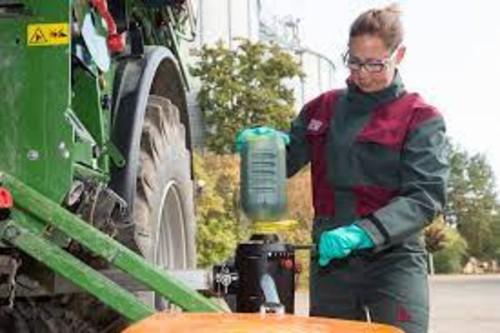 Belchim Crop Protection, FMC Corporation si Rovensa Group sustin sistemul de transfer inchis easyconnect