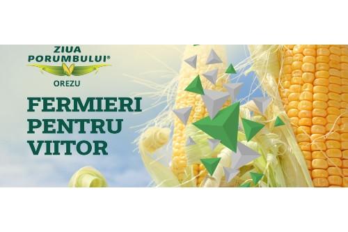 Ziua Porumbului, 16 septembrie 2021, Orezu. Sunt asteptati peste 1.500 de fermieri