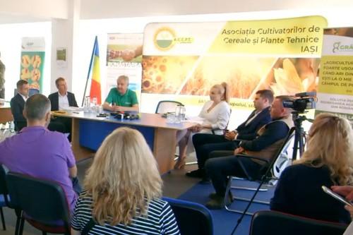 Cezar Musteata: Trebuie subventionat transportul cerealelor ca in Polonia! Agricultorii din Moldova pierd 150 euro/hectar fata de cei din Baragan