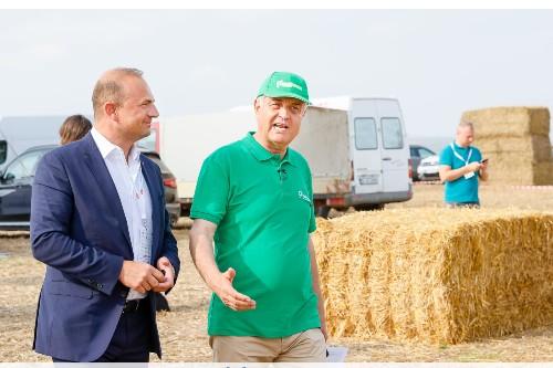 Emil Balteanu, Asociatia Granarii: Cu cat crestem, observam cate lacune legislative avem – Statutul fermierului, Fondul mutual, Camerele Agricole, Legea invatamantului agricol